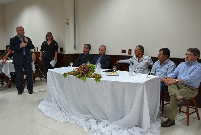 Prefeito participa da posse da nova diretoria do Sindicato Rural de Viamão